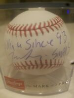 tom guiry signed baseball autographed romlb ball auto the sandlot scotty smalls