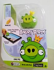 Angry Birds Rara Magic Re Pig Apptivity Ipad App figura per l'uso in gioco