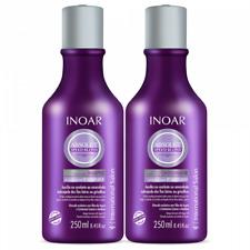 Inoar Professional - Absolut Speed Blonde - Shampoo & Conditioner - 250ml/8.45oz