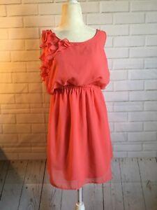 Women's Pink Party Dress NWT Size XL Eyelash Couture