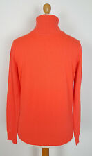 Paul Smith Mainline 100% Cashmere Gents Fuchsia Roll Neck Pullover (S) RRP £345