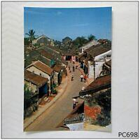 An ancient street Hoi An QNDN Postcard (P698)
