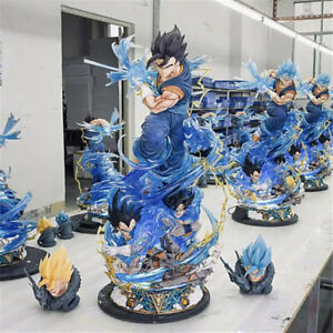 LAST SLEEP Vegetto Resin statue Dragon Ball Original Collectibles 1/6 49cm