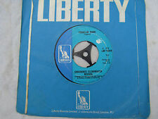 CREEDENCE CLEARWATER REVIVAL TRAVELIN' BAND ........45rpm pop / single