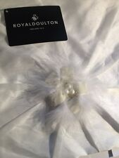 Wedding,Ceremony Ring Bearer Pillow-Royal Doulton