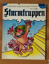 Sturmtruppen, Bonvi, n. 2 (4) aprile 1985. Ricopertinato come Sturmtruppen 7.