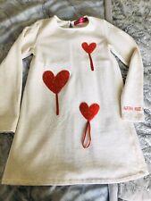 Girls AGATHA RUIZ DE LA PRADA heart Dress 8