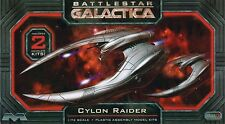 New Moebius 1/72 Battlestar Galactica Cylon Raider (Twin Pack) Model kit