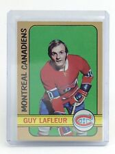 1972-73 Guy Lafleur #59 Montreal Canadiens OPC O-Pee-Chee Hockey Card I191