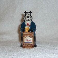 Hamm's Beer Bear Bartender WADE England Bartender Figurine 1997 Limited Edition
