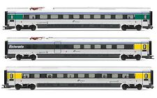 LIMA Expert HL4650 Set 3 Carrozze ETR610.04 livrea ex Cisalpino FS/Trenitalia