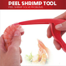 Hot Shell Remover Practical Plier Lobster Tool Shrimp Peeler Prawn Cutter