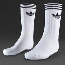 Adidas Crew Socks 3 In 1 Set Black/White