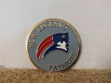 NFL NEW ENGLAND PATRIOTS Stainless Steel COIN