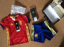 17c596ff5 adidas Full Kit Spain Home Football Shirts (National Teams)