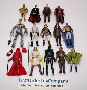 Star Wars Vintage Collection Various Loose Figure Lot
