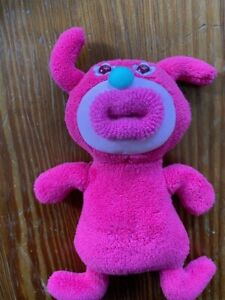 Fisher-Price V6415 Hot Pink Sing-A-Ma-Jig Plush Toy