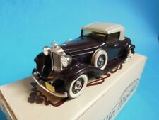 BROOKLIN MODELS BRK6 1932 PACKARD LIGHT 8 MADE IN CANADA