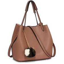 Women's Designer Handbags Ladies Faux Leather Fashion Hobo Satchel Shoulder Bags