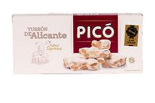 Turron de Alicante Hartes Mandelnougat von Pico (GP 2,14€ / 100g.)
