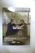 Tsai Chin 蔡琴 - Chri and Friends 遇見 - NEW Taiwan DVD
