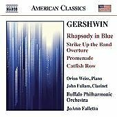 Gershwin: Rhapsody In Blue [Naxos: 8559750], Buffalo Philharmonic Orchestra,O, A