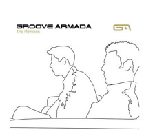 Groove Armada - The Remixes [New CD]