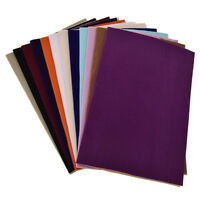 Multicolour Velvet Flocking Fabric Cloth Sewing DIY Liner Jewelry Drawer Contact