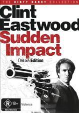 Sudden Impact (Deluxe Edition)  - DVD - NEW Region 4