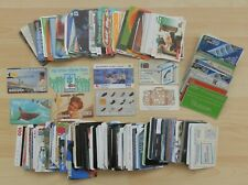 Phonecards job lot 300 Cards Unchecked. Worldwide Selection.