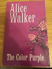 The Color Purple by Alice Walker (Paperback, 1983)