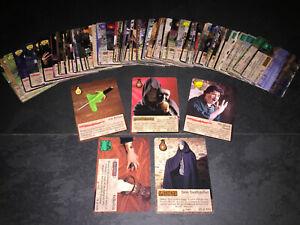Spellfire - Night Stalkers - Complete Set 1-100 - Card Game