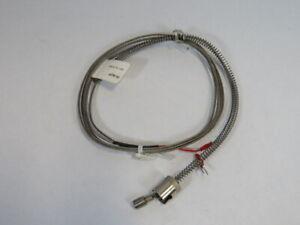 Plastic Process Equipment ADTM-142 Temperature Control Probe w/Cable ! WOW !