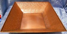 Home Interiors/Better Homes & Gardens Faux Hammered Copper Tray