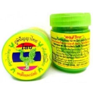 12 Pcs. Thailand Herbal Nasal Inhaler Hong Thai Natural Headache Exp.2022