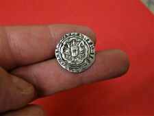 More details for hammered silver coin - unresearched edward or henry halfgroat - detecting (22)