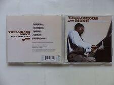 CD ALBUM THELONIOUS MONK The very best 7243 4 77390 2 6
