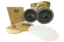Heritage Acoustics CS-600 in-ceiling speakers (pair) - free p&p (UK only)