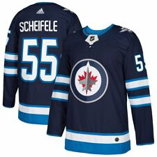 NEW - Hockey Jersey, WINNIPEG JETS, #55, Mark Scheifele, MENS XL