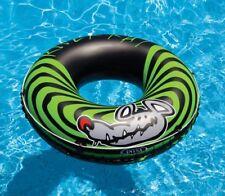 INTEX River Rat Inflatable Floating Tube Raft (Open Box)