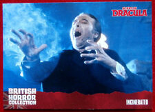 BRITISH HORROR COLLECTION - Scars of Dracula - INCINERATED - Card #18