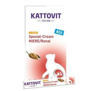 11 x KATTOVIT SPEZIAL-CREAM NIERE/RENAL MIT HUHN