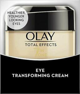 Olay Total Effects 7 In One Eye Transforming Cream, 15ml, NEW PACK