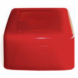 Gießseife Rohseife Glycerinseife Seifen gießen - Rot - 1 kg