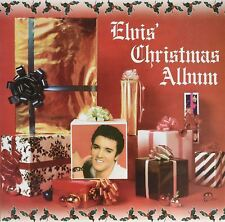 Elvis Presley Elvis' Christmas Album 180g HQ Virgin Vinyl Record LP