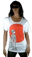 WoW AMPLIFIED Official GORILLAZ Noodle Sun Rock Star Designer OVERSIZE T-SHIRT S