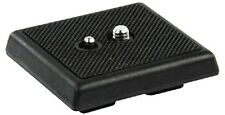 SPARE QUICK RELEASE PLATE FOR HQ KONIG DIGITAL/ANALOGUE/VIDEO CAMERA TRIPOD40