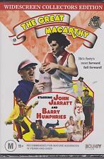 THE GREAT MACARTHY - BARRY HUMPHRIES - MAX GILLIES - JOHN JARRATT - DVD