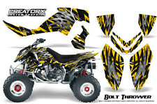 POLARIS OUTLAW 450 500 525 2006-2008 GRAPHICS KIT CREATORX DECALS STICKERS BTY
