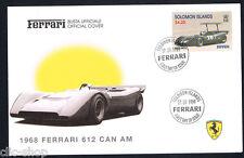FERRARI BUSTA UFFICIALE 1968 FERRARI 612 CAN AM